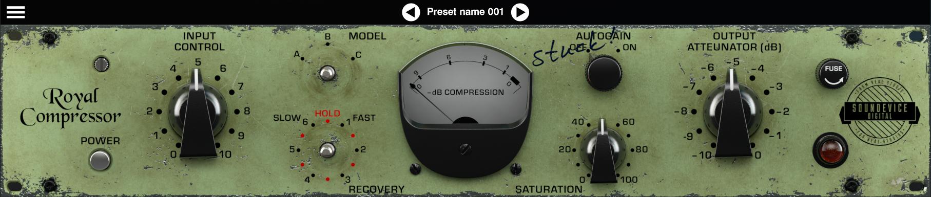 Royal Compressor | UnitedPlugins