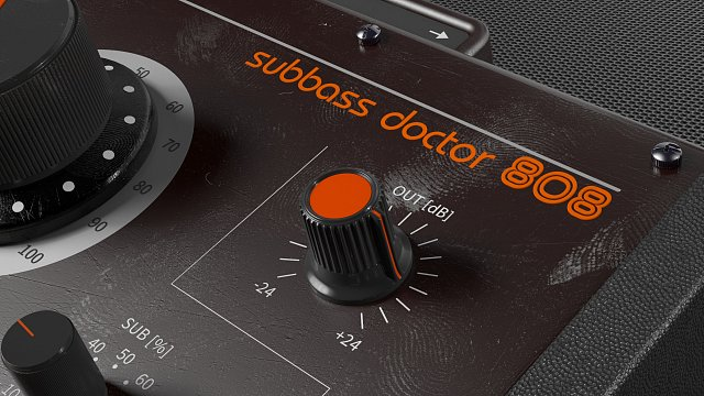 SubBass Doctor 808